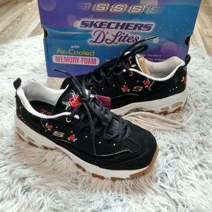Sketchers D'Lites Shoes